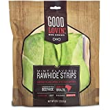 Cheap Good Lovin' Mint Flavored Rawhide Strip Dog Chews, 8 oz.