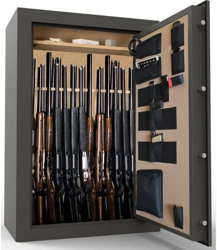 Cannon Safe All Rifle 5936 All Rifle, Charcoal Grey
