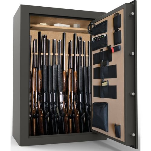 12. Cannon Safe All Rifle 5936 All Rifle, Charcoal Grey