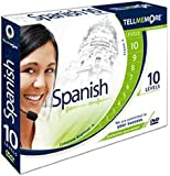 Tell Me More Spanish Performance Version 9 (10 Levels) [OLD VERSION]
