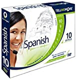 Tell Me More Spanish Performance Version 9 (10 Levels)
