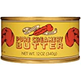24 Cans Red Feather Creamery Butter From New Zealand