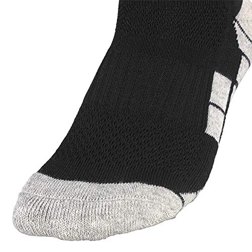 CWVLC Soccer Socks (1/3/5 pairs) Team Sport Knee High Socks for Adult Youth Kids