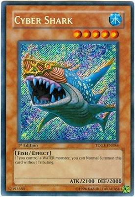 yugioh cyber shark - 3