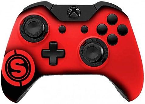 Xbox Un Controlador de SCUF Infinito Rojo: Amazon.es: Electrónica