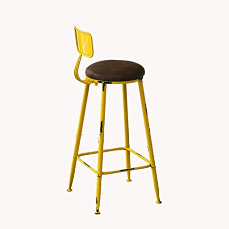 Prime Amazon Com Wy Bar Stool Bar Stool Fixed Height Bar Stool Ocoug Best Dining Table And Chair Ideas Images Ocougorg