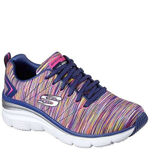 Rage Donna Skechers12715 Navy Art multi OW5axaqfw