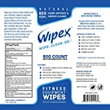 Wipex Gym Wipes 800 Ct. Refill Pack for Hand