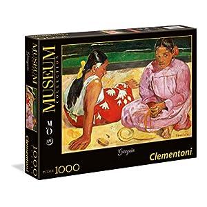 Clementoni Gaugain Due Donne Tahitiane Museum Collection Puzzle 1000 Pezzi 39433