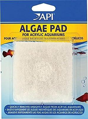 API Hand Held Algae Pad - Acrylic from Aquarium Pharmaceuticals