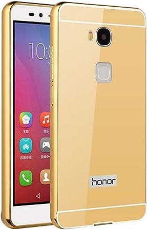 HICASER Duro Híbrido Carcasa para Huawei Honor 5X Bumper Case del ...