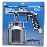 Silverline Undercoat Gun & Canister 750ml