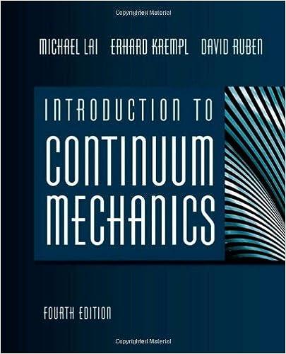 Introduction to Continuum Mechanics Fourth Edition