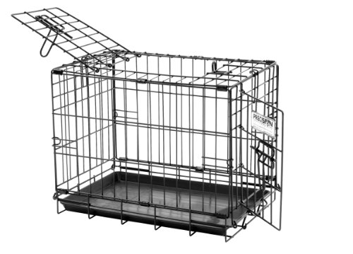 Precision Pet ProValu Double Crate product image