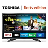 Toshiba 50LF621U19 50-inch 4K Ultra HD Smart LED TV with HDR - Fire
