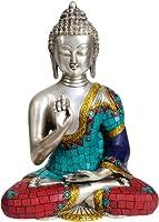 Lord Buddha - Brass Statue