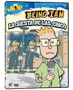 Being Ian: Siesta De Las Cinco