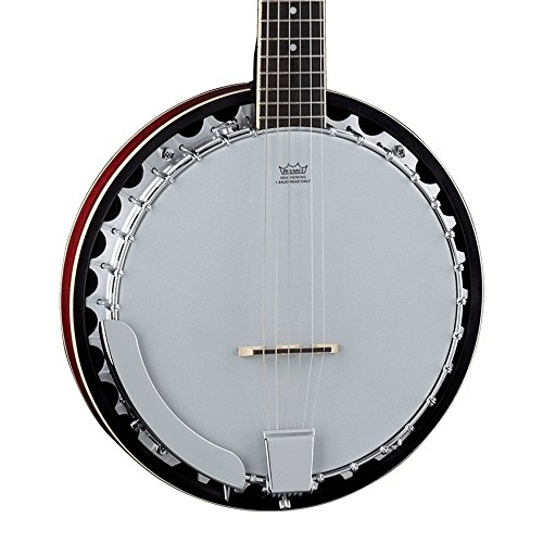 - Dean Backwoods 6 Banjo - Natural