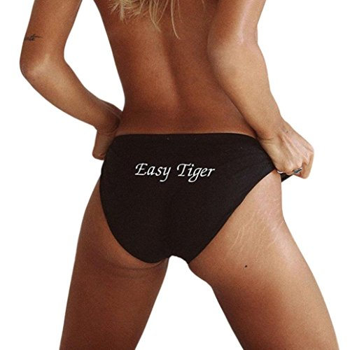 Low Rise Tiger - Snowfoller Women Letter