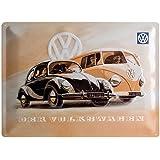 Grande plaque métal Volkswagen