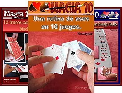 Amazon.com: Técnicas con monedas (Magia 10 nº 4) (Spanish ...