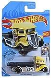 hot wheels flatbed truck - Hot Wheels Metro Series 8/10 Fast Bed Hauler 207/250, Yellow