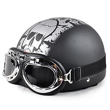 Gafas para moto Bulkcosts™ 2016 Hot Racing Casco de moto abierto para moto llegan hasta