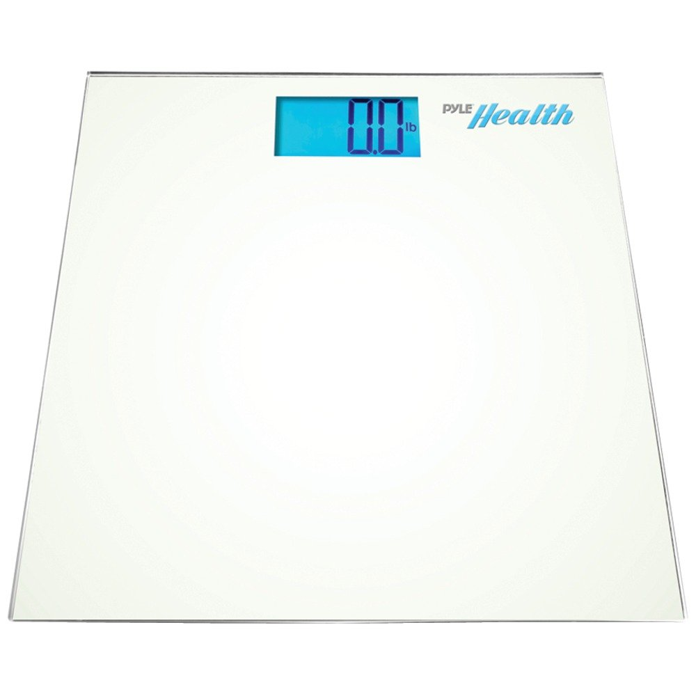 PYLE PHLSCBT2WT Bluetooth(R) Digital Weight Scale (White) electronic consumer