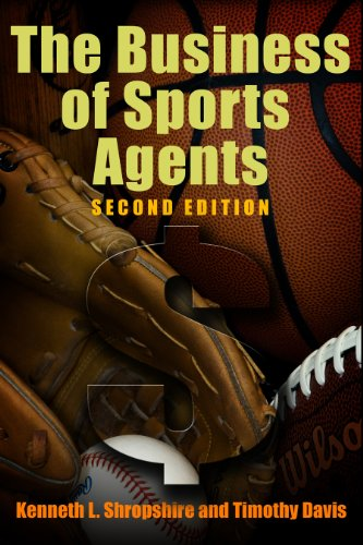 The Business of Sports Agents, 2nd ()