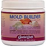 Environmental Technology Mold Builder Liquid Latex Rubber, Off White,16 oz / 473 ml