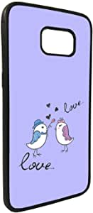 love birds Printed Case for Galaxy Note 5