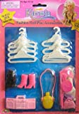 Kimmie Fashion Doll Play Accessories For Barbie & 11.5'' Fashion Dolls - Over 36 Pieces (1999)