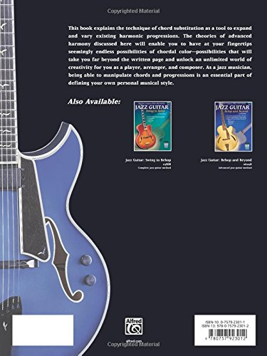 Amazon Creative Chord Substitution For Jazz Guitar Learn