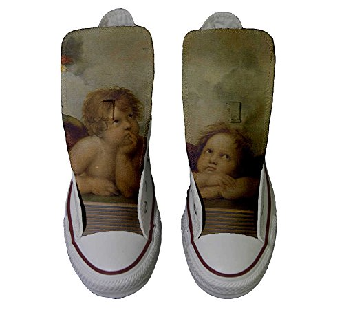 Converse All Star personalisierte Schuhe - HANDMADE SHOES - Michelangelo