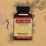 Jing Herbs Rehmannia 6 90 Capsules Review