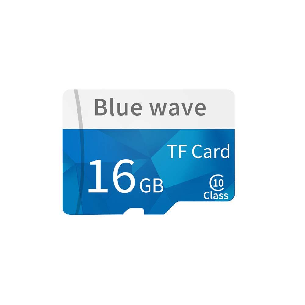Docooler Tarjeta de Memoria 16GB Class 10 TF Memoria Flash Tarjeta de Almacenamiento de Datos de Alta Velocidad para Tel¨¦Fono.