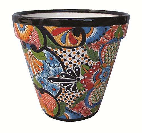TALAVERA VASO (PUEBLA) by Talavera Pottery Store