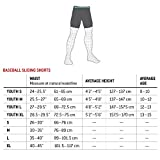 G-Form Baseball Pro Sliding Shorts - Adult and