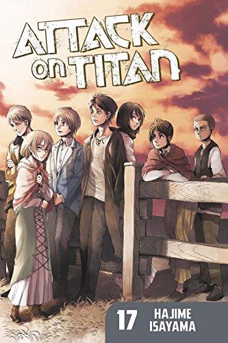 Attack on Titan 17 [Hajime Isayama] (Tapa Blanda)