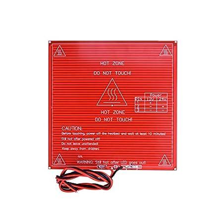 SODIAL Accesorios para Impresoras 3D con Placa de Circuito de ...
