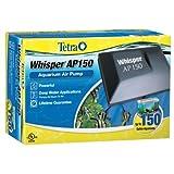 Tetra 26075 Whisper Aquarium Air Pump AP150, up to 150-Gallon