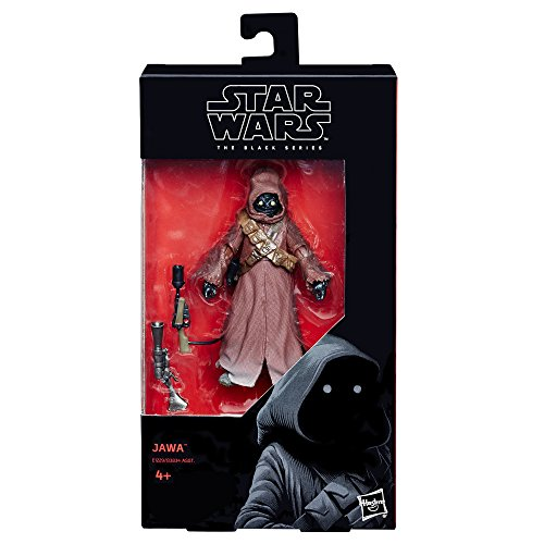 Star Wars The Black Series Jawa -