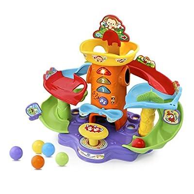 VTech Pop-a-Balls Pop and Surprise Ball Center: Toys & Games