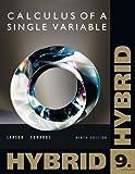Single Variable Calculus, Hybrid 9th Edition