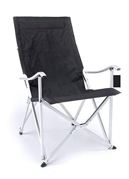 World Outdoor Products Super Lightweight All Aluminum Folding SUNRISE Folding  Lawn Chair, Cup Holder And