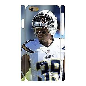 Classic Sports Series Print Football Athlete Action Pattern Hard Plastic Phone Skin for Iphone 6 Case - 4.7 Inch Kimberly Kurzendoerfer