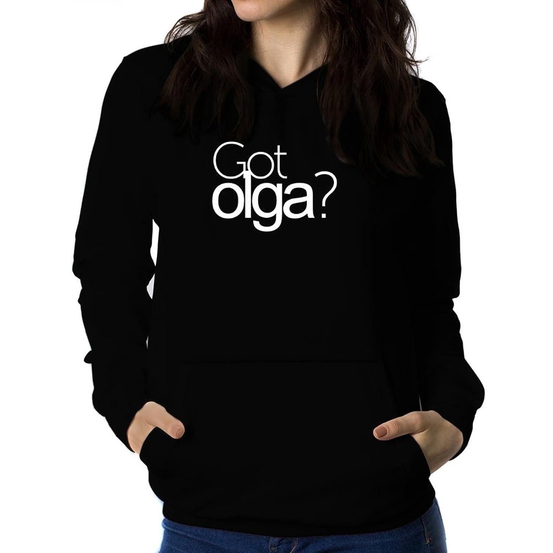 Got Olga? Women Hoodie