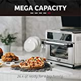 ignited Air Fryer Toaster Oven 26.4 Quart Family