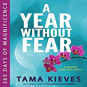 A Year Without Fear Audiobook