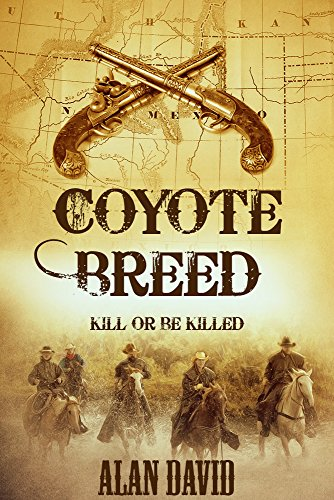 Coyote Breed by [David, Alan]